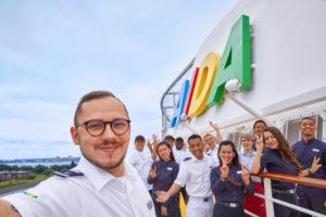AIDA mit 5.000 freien Jobs - Bildquelle: AIDA Cruises