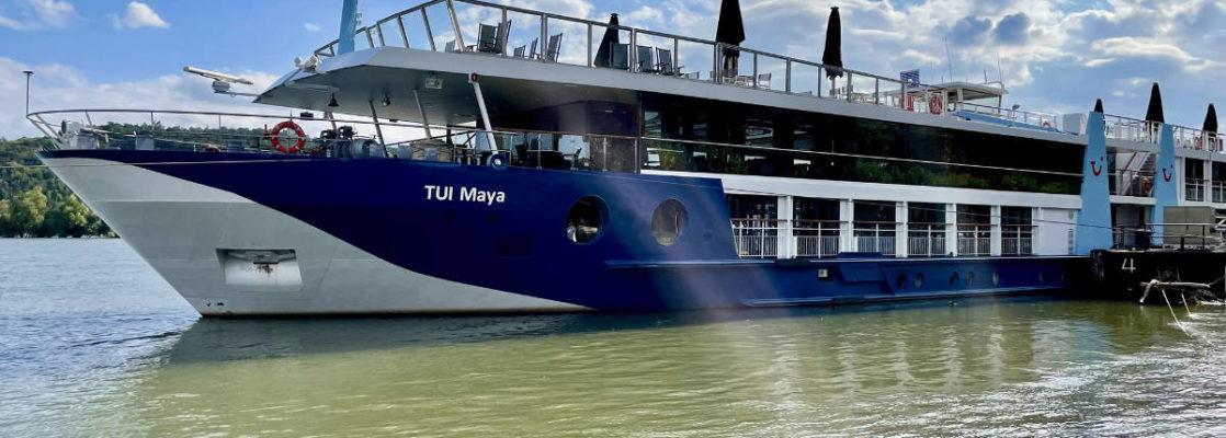TUI Maya von TUI River Cruises - Bildquelle TUI River Cruises