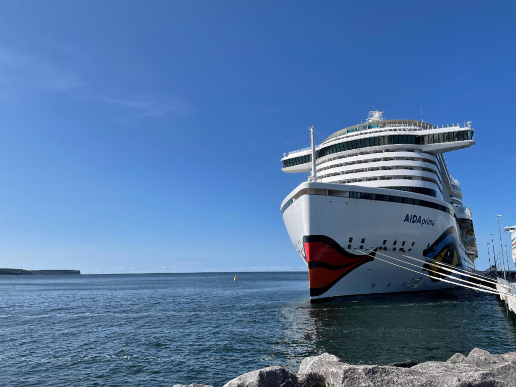 AIDAprima Schweden ab Kiel Reisebericht 2021 15