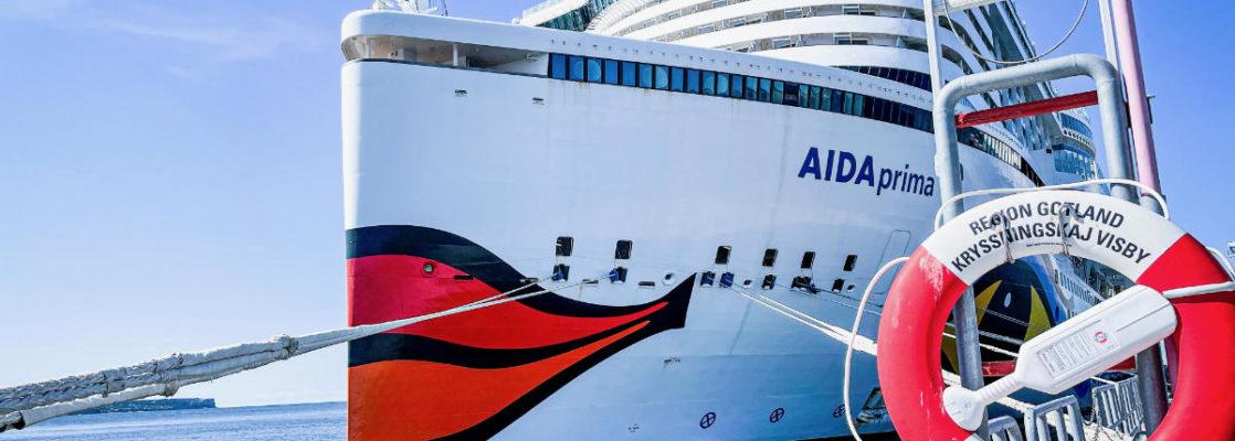 AIDAprima Schweden ab Kiel Reisebericht 2021 16