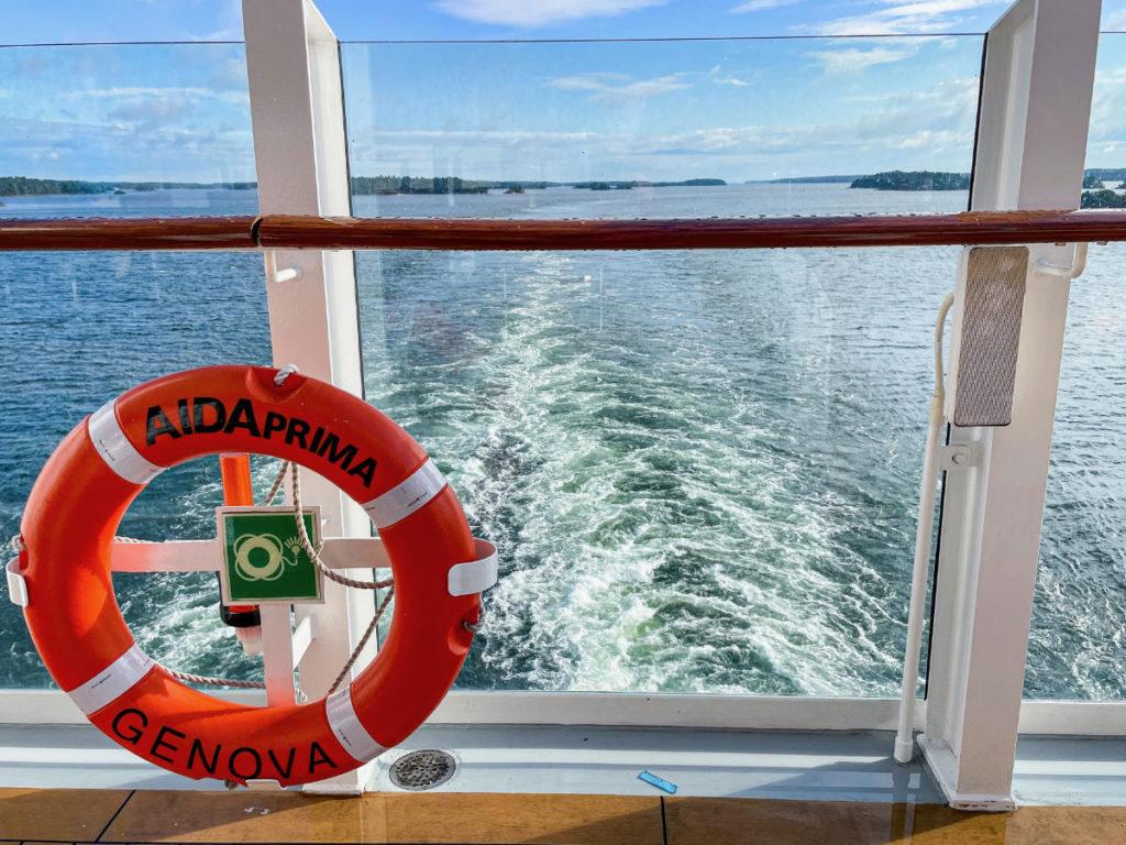 AIDAprima Schweden ab Kiel Reisebericht 2021 21