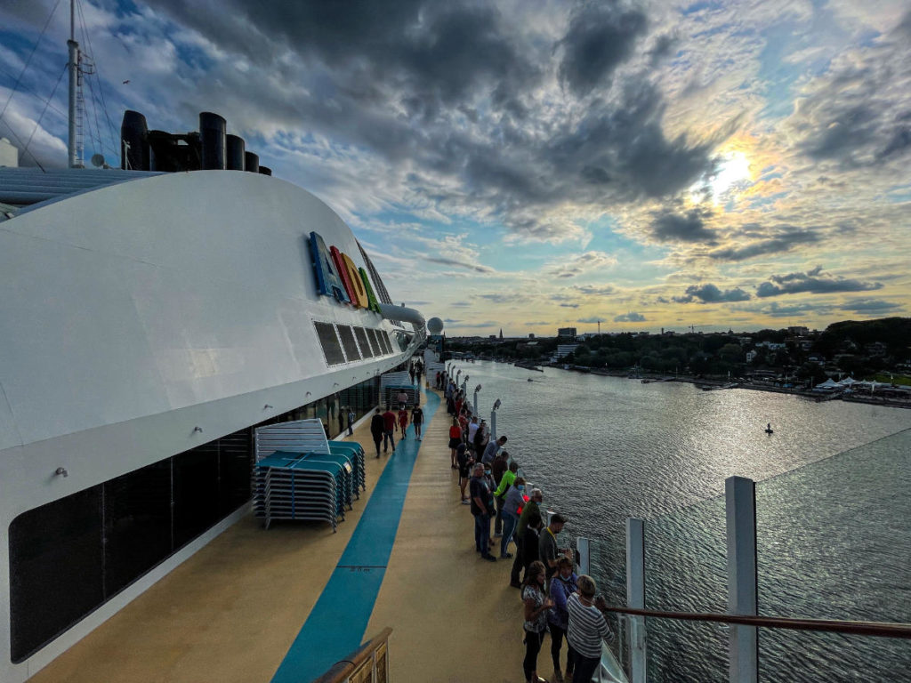 AIDAprima Schweden ab Kiel Reisebericht 2021 4
