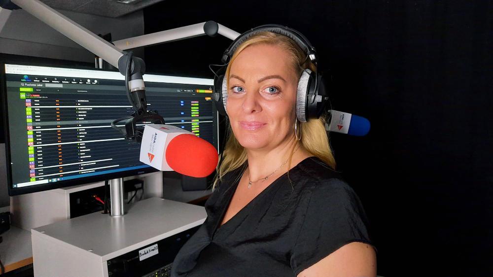 AIDAradio mit Eva Piorko - Bildquelle: AIDA Cruises
