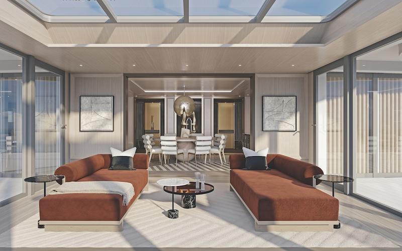 Regent Seven Seas Grandeur Regent Suite - 11.000 Dollar die Nacht - Bildquelle: RSSC