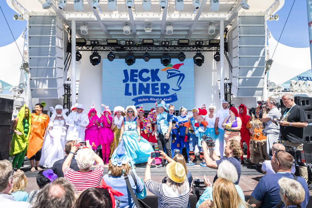 TUI Cruises: Jeckliner 2022 - Bildquelle: TUI Cruises