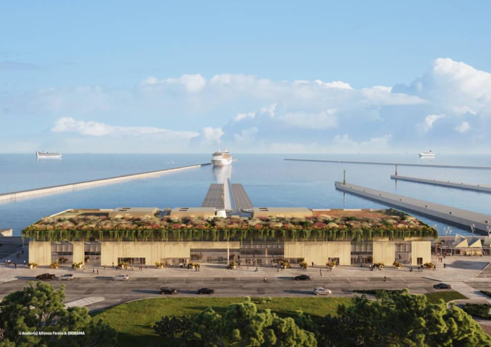 Hafen von Ravenna - Bildquelle: Alfonso Fermia und Diarama