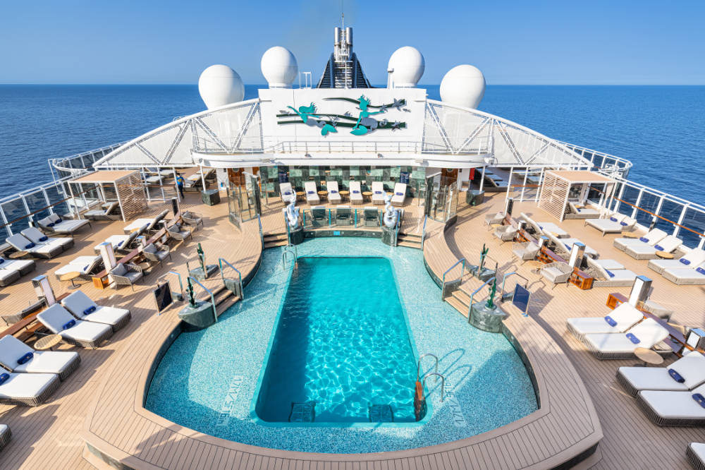 MSC Yacht Club auf der MSC Seashore - Bildquelle: MSC Cruises Ivan Sarfatti